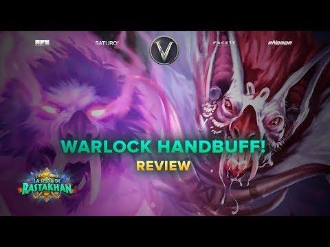 Handbuff Warlock
