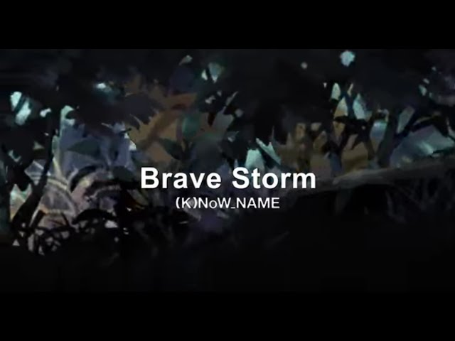 『灰と幻想のグリムガル』第2話挿入歌「Brave Storm」(K)NoW_NAME《アニメMV》