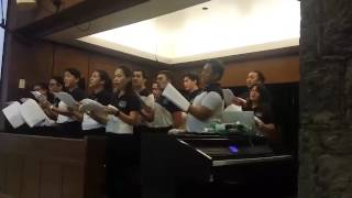Thankful - Pansol Choir