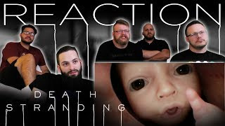 Death Stranding E3 2018 REACTION!!