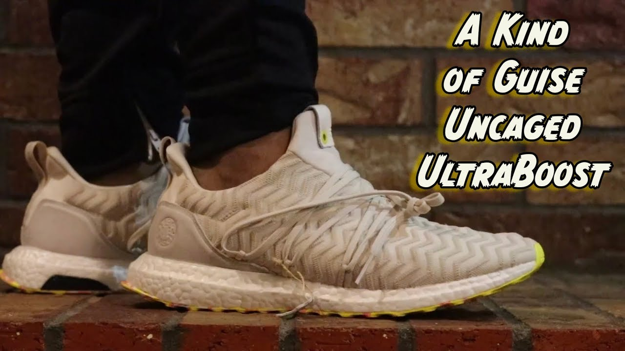 best service 6118b 6cd80 AKOG ULTRA BOOST ON FOOT + REVIEW 200 SUB GIVEAWAY!!!