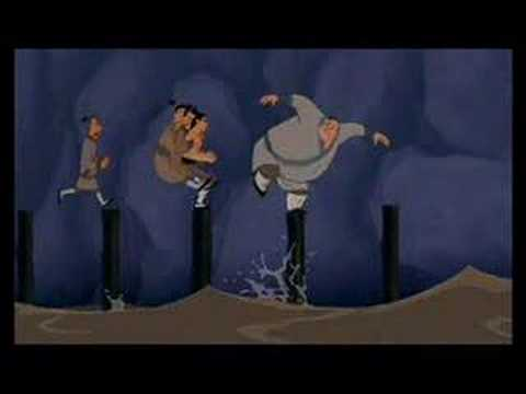 Mulan-I'll Make a Man Out of You-(Mandarin)