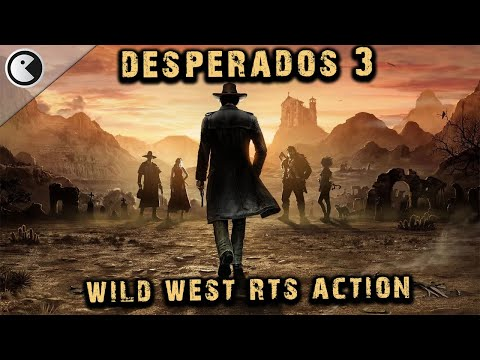 Desperados 3 02 Flagstone Red Dead Redemption Strategy Rts 2020 Subtitles Youtube