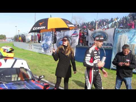 Matías Rossi desde el último lugar en Buenos Aires