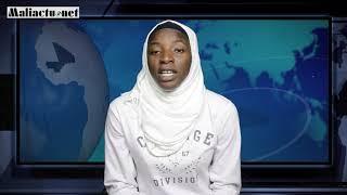 Mali : L'actualité du jour en Bambara (vidéo) Lundi 15 juillet 2019