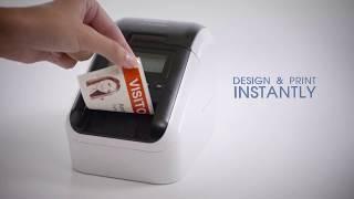 brother ql 800 series label printers