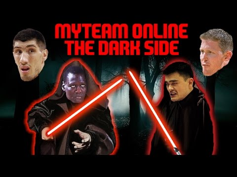 MYTEAM ONLINE WITH CHEESE SQUAD! DIAMOND YAO I JOINED THE DARKSIDE! NBA 2K17