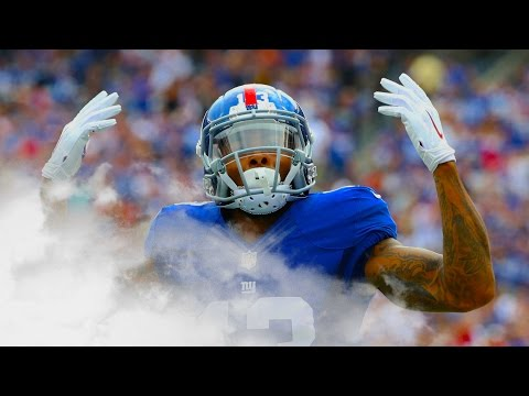 "NFL - Odell Beckham Jr. Mix - ""Black Beatles"" ᴴᴰ"