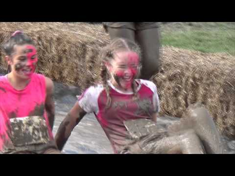Stadium Finance Muddy Good Run - Children's Race - 11 - 13 Years