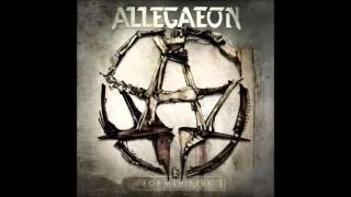 Watch Allegaeon From The Stars Death Came video