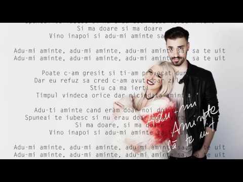 Sore feat Liviu Teodorescu - Adu-mi aminte sa te uit (versuri)