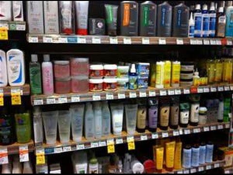 natural hair products haul