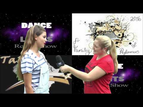 Dance All Limits Talent Africa 12th March 2016 interview 8