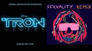 Daft Punk vs. Sébastien Tellier - Disc Wars vs. L