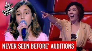The Voice Kids | AMAZING Blind Auditions you've never seen before!