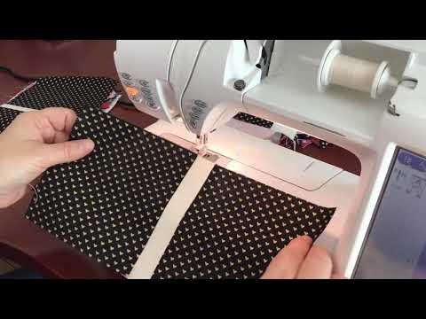 Sew a 4 Square Quilt Block, Part 2