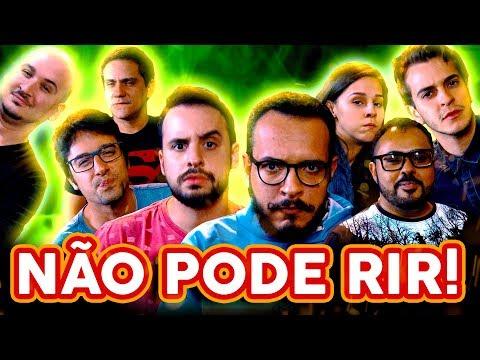 NÃO PODE RIR! com Imaginago, Victor Lamoglia, Thati Lopes e Isaú Junior