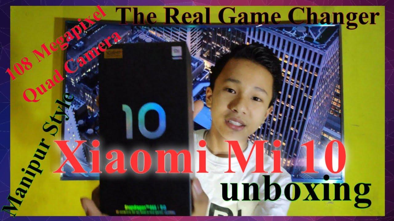 Download Xiaomi Latest Flagship Phone Mi 10 Unboxing Manipur version