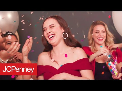 Prom Ready with Camila Mendes & Lili Reinhart   JCPenney x YMCA
