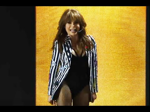 Paula Abdul - Straight Up (The Late Late Show)
