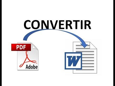 como-pasar-pdf-a-word-sin-programas