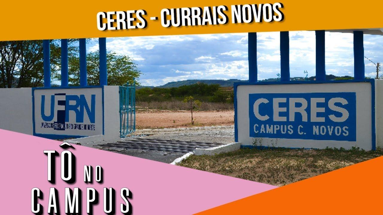 Resultado de imagem para Imagens do Campus Universitário de Currais Novos