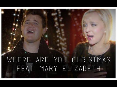 Where Are You Christmas - Faith Hill (Tj Clothier Cover feat. Mary Elizabeth)