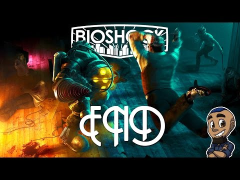 FONTAINE | BioShock Remastered (The Collection) | Ending & Review | Gameplay Walkthrough PS4 Xbox 1