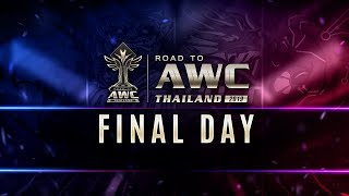 Road to AWC Thailand 2019 | Finals