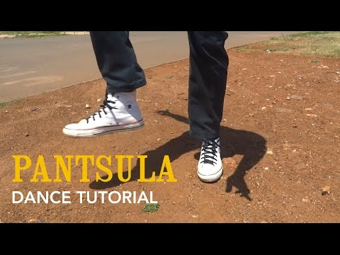 PANTSULA DANCE TUTORIAL - Life In Progress