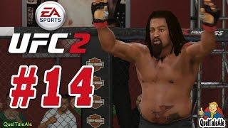 UFC 2 - Gameplay ITA - Carriera #14 - Difendiamo il titolo