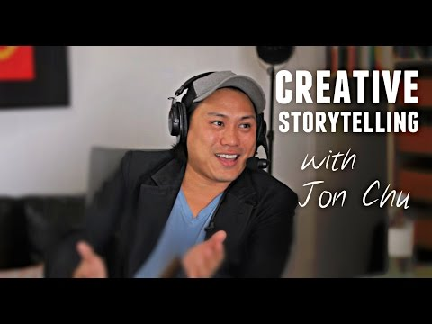 Jon Chu on Creative Storytelling and Hollywood Directing - with Lewis Howes