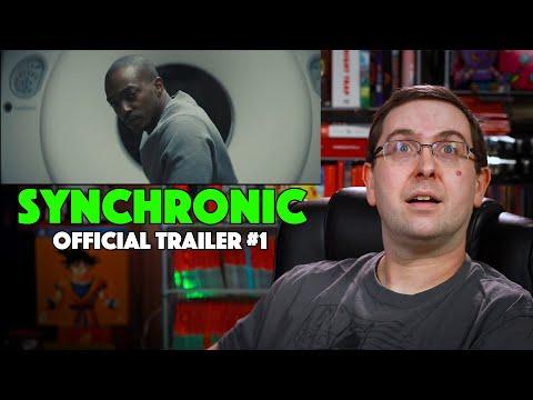REACTION! Synchronic Trailer #1 – Jamie Dornan Movie 2020