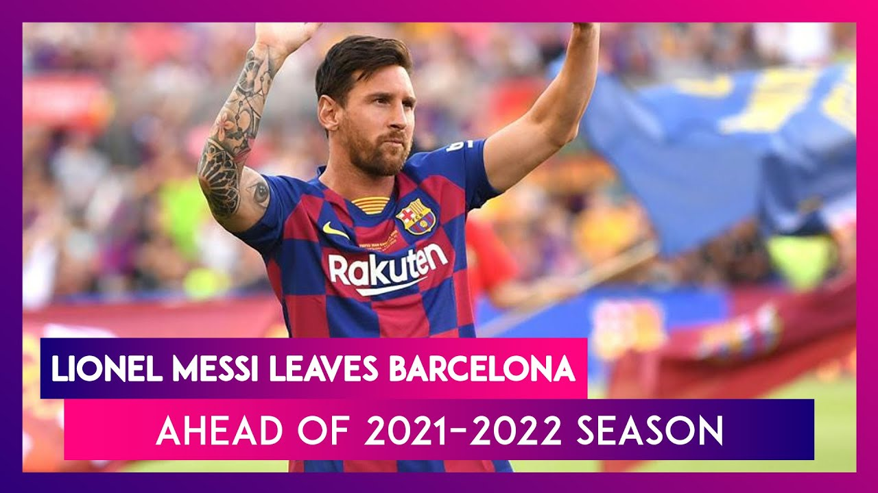 Lionel Messi Fans React To News That He's Leaving FC Barcelona