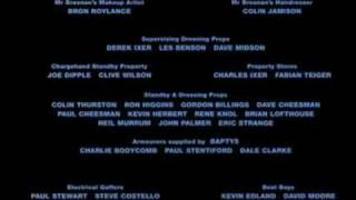 Tomorrow Never Dies End Credits - Surrender
