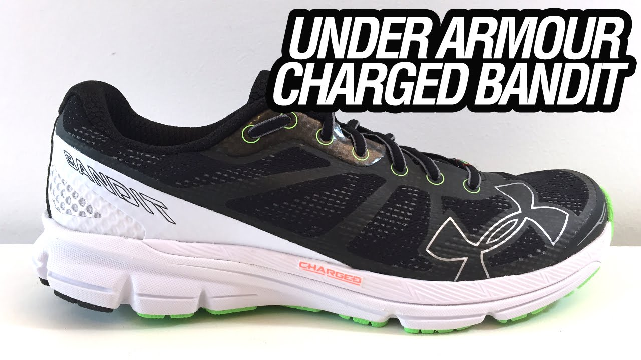 Under Armour Charged Bandit (Unboxing). Tênis Certo eb98979175b5d