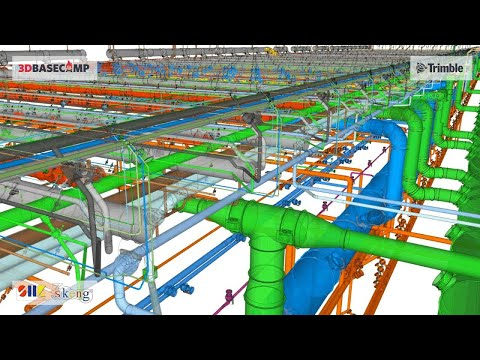 3D Basecamp 2016 – SketchUp in Big, Data Driven Projects