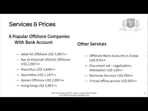 Offshore Company Registration: Have Your Agent Respect Your Wishes