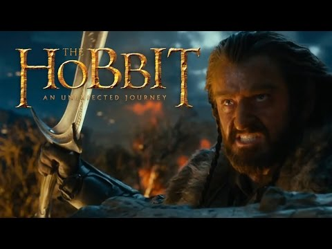Lord of the Rings UC2928 Orcrist - Sword of Thorin Oakenshield video_1