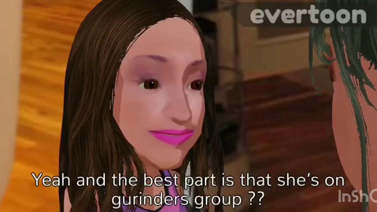 New / Dance Girls episode 28 season 3 the fake dancer 💃/ Evertoon episode