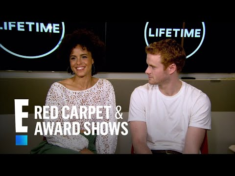 """""""Harry & Meghan: A Royal Romance"""" Stars Dish on Movie 