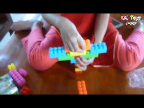 Blocks toy Play & Learn Super intelligence building blocks Kid toys