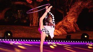 Natalia Kozioł - mistrzyni hula hoop w półfinale | SuperDzieciak