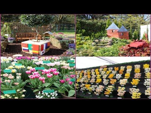 RHS Cardiff Flower Show  2017   yobeautifulworldvlogs
