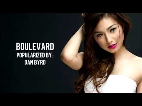Boulevard - Dan Byrd Karaoke