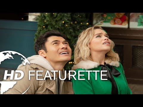 Last Christmas ❤️ | Love Letter To London Featurette | Biopremiär 13 November