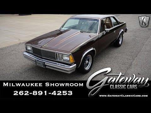 1980 Chevrolet Malibu-Gateway Classic Cars-Milwaukee #693