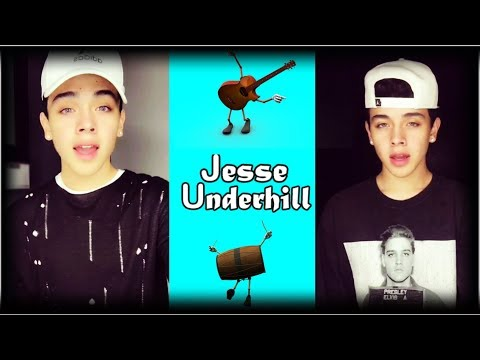 Jesse Underhill Musical.ly Compilation 2017 | jesseunderhill Musically