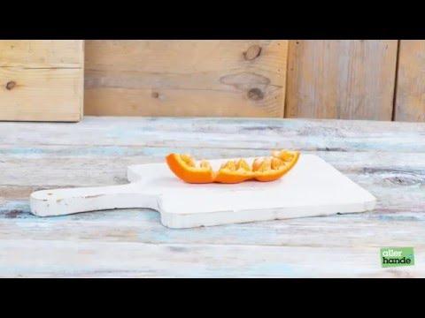 Makkelijk mandarijn pellen – Allerhande