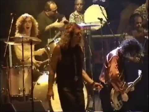 Page & Plant: Dancing Days 5/17/1995 HD